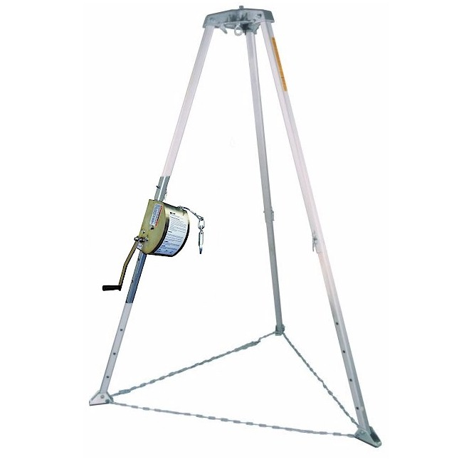 Confined Space Rescue Tripod Which One Safety