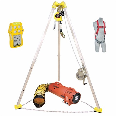 Confined Space Equipment Archives - Safety Equipment FAQ